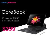 Chuwi CoreBook Now Live On Indiegogo