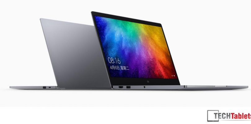 Xiaomi Mi Notebook Air 13.3″ Model Gets Kaby Lake R CPU's