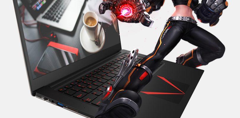 Tbook 8XS Pro – 15.6″ GeForce 920M 2GB + J3455 Laptop