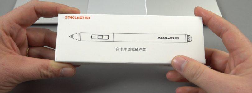 Teclast F6 Pro Stylus Review