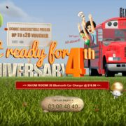 Deals: Gearbest 4th Anniversary – The Best Deals List (Updated)