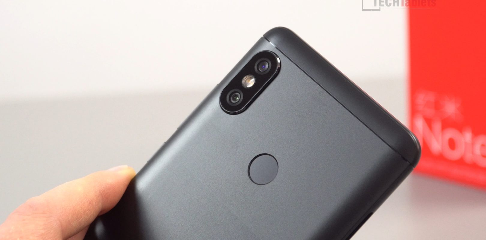 Xiaomi Redmi Note 5 Chinese Model With Upgraded Camera