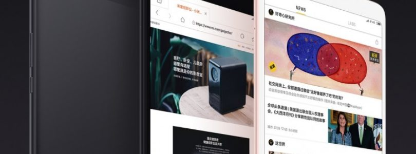 Xiaomi Mi Pad 4 Official