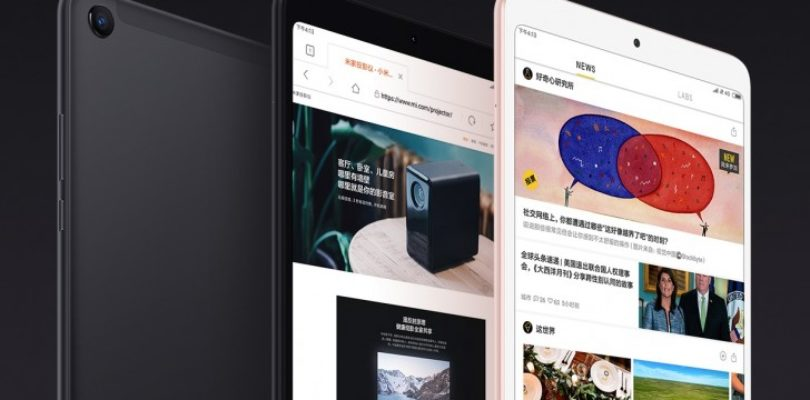 Xiaomi Mi Pad 4 Official