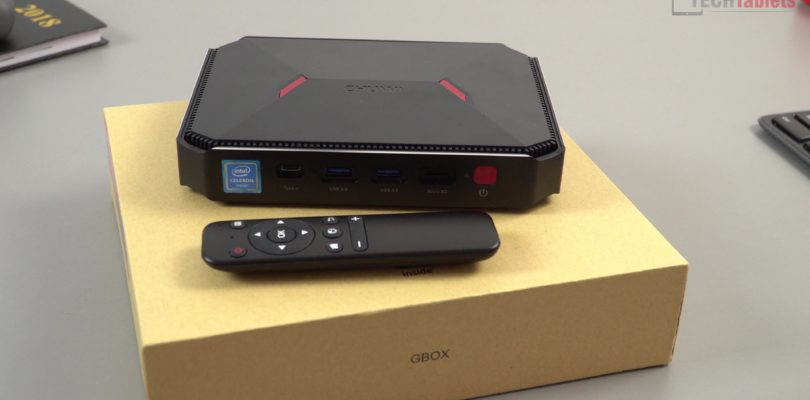 Chuwi GBox Review – Great Mini PC But Needs More RAM