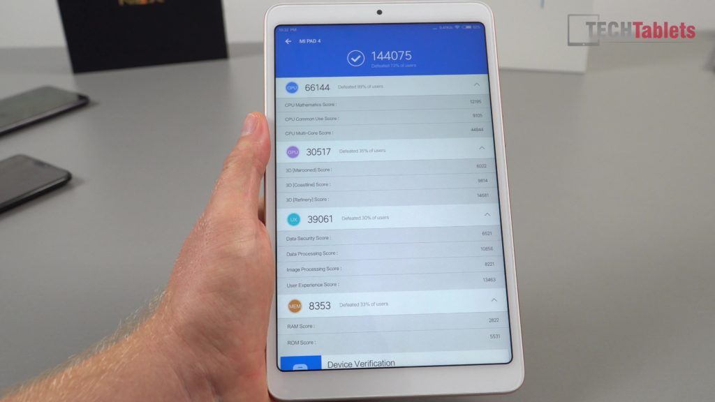 Review Techtablets