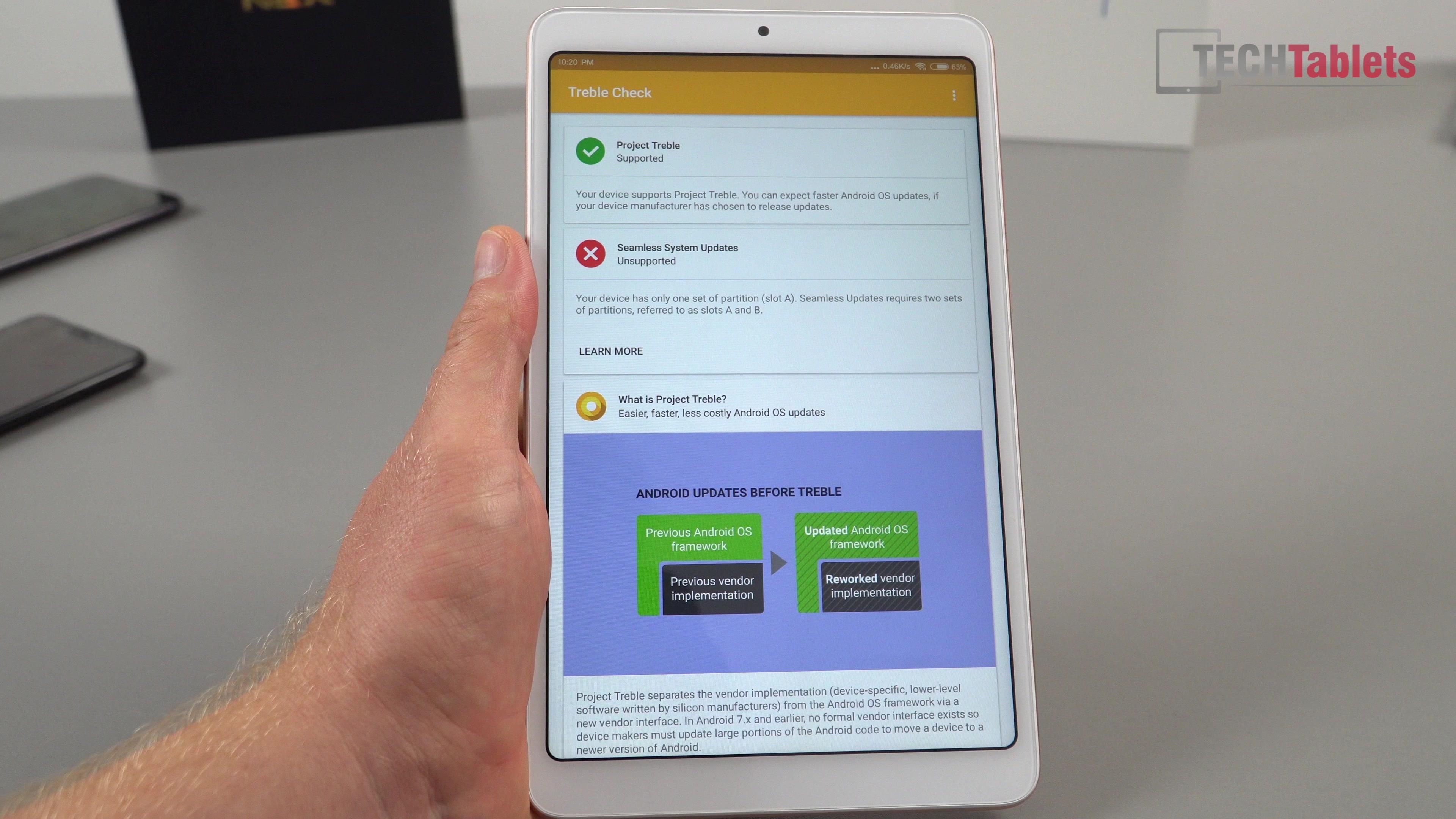 Xiaomi Mi Pad 4 Techtablets