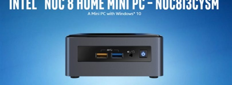 Intel NUC Home 8