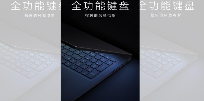 Xiaomi 15.6-inch laptop