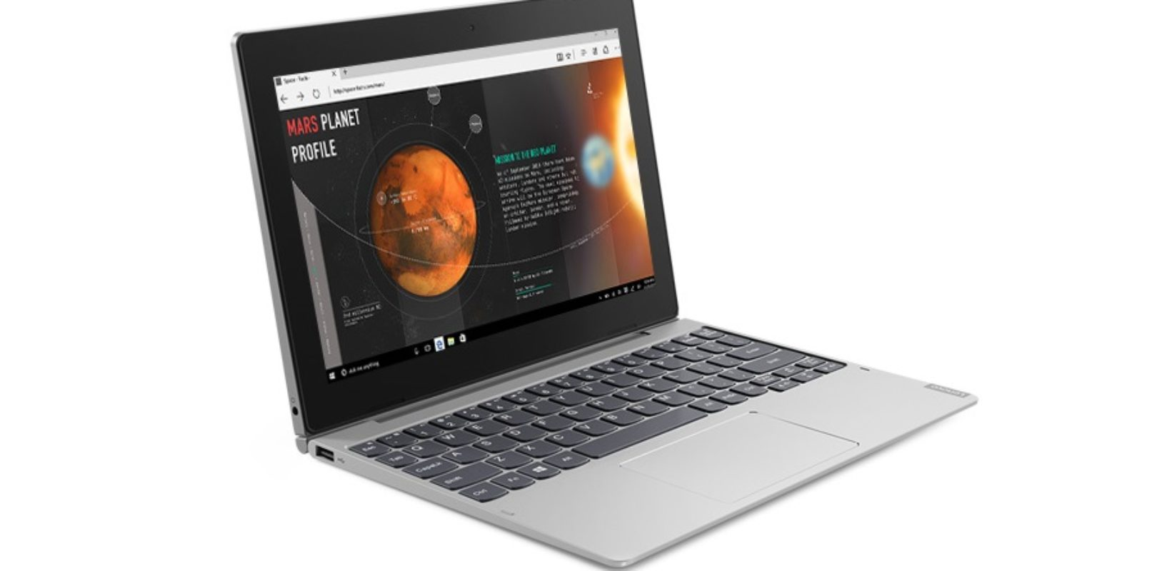 Lenovo Ideapad D330 2-in-1 Convertible Launched Starting at