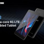 ALLDOCUBE M8 – Dual SIM 4G 8-Inch Tablet Coming Soon