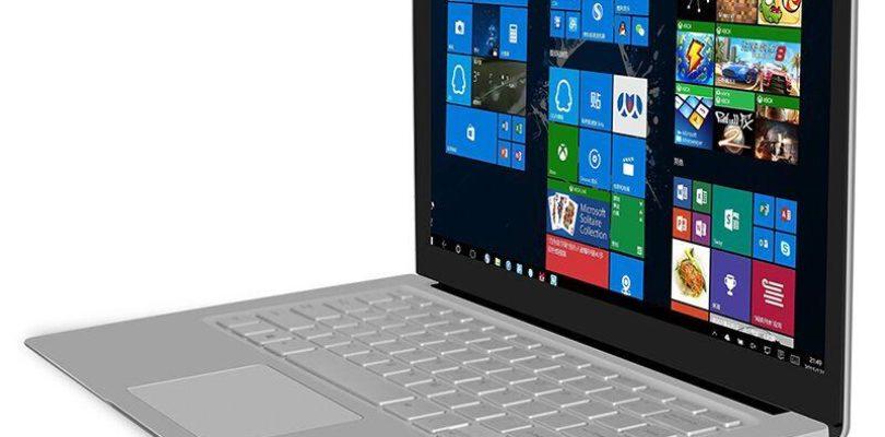 Jumper EZBook S4 – 8GB RAM Gemini Lake Laptop