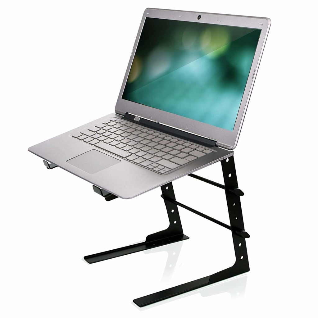 Pyle Portable Adjustable Laptop Stand