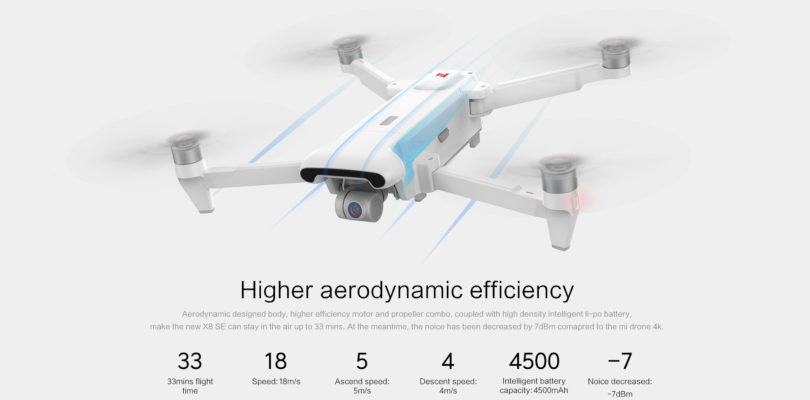 FIMI X8 SE 4k Drone – Xiaomi's Mavic Pro Clone $429 (Update)