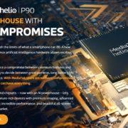 MediaTek Helio P90 is Official