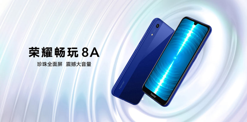 Honor Play 8A Specs
