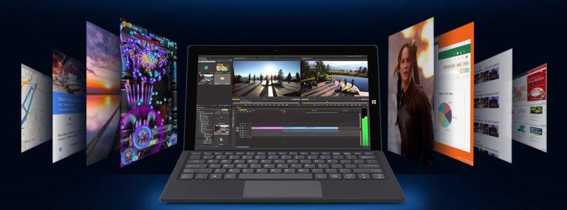 Chuwi Ubook 2-In-1 Core M3 Tablet Kickstarter