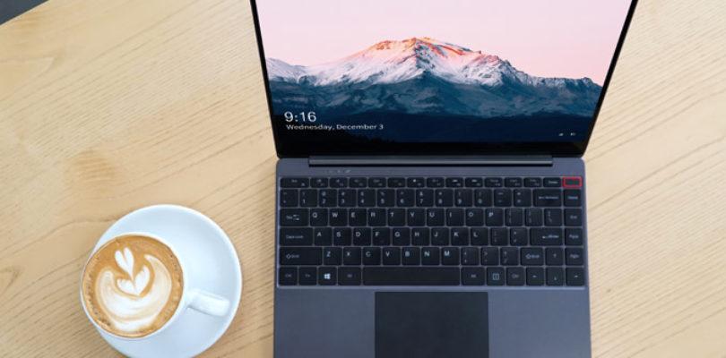 Chuwi's Aerobook Core M3 Laptop Now Live On Indiegogo