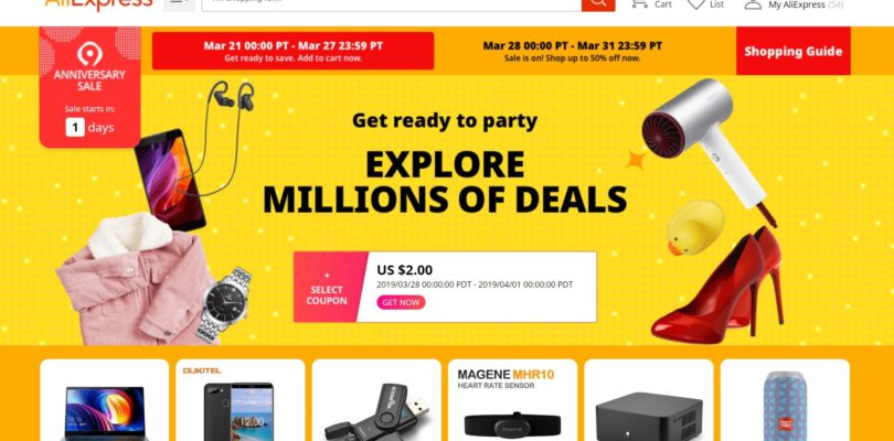 AliExpress Sale: Lapbook Pro $299 & 8750H Mini PC $390