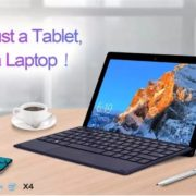 Teclast X4 2-in-1 Gemini Lake Windows 10 Tablet