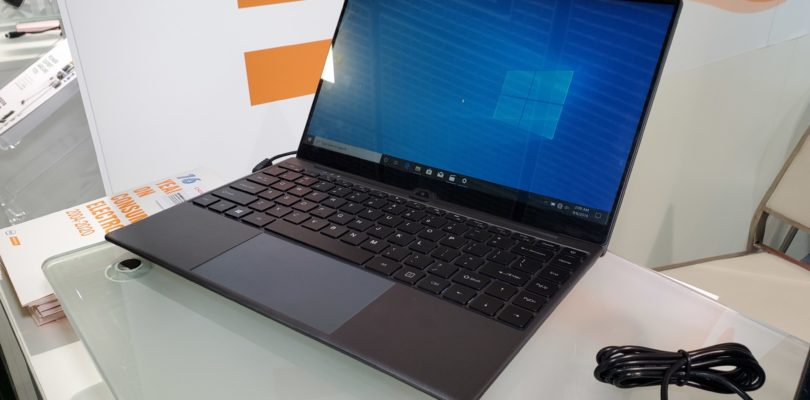 Hands-On With The Chuwi HeroBook Pro At IFA 2019