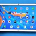 Huawei MediaPad M6 Images