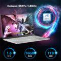 Kaby Lake-R 16GB RAM Metal Laptop For $329