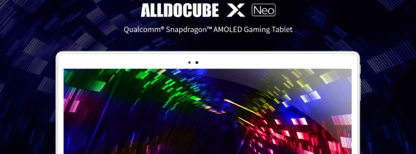 Alldocube Neo X SAMOLED 10.5″ Android 9.0 Tablet With SD660 (Updated)