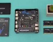 $299 Barebone Whiskey Lake U Core i7 8565U Mini PC Review