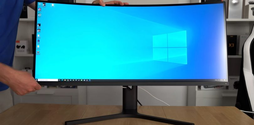 Xiaomi Mi Curved Gaming Monitor 34″ Review